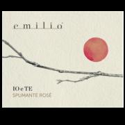 Spumante Rosé - Io e Te Etichetta