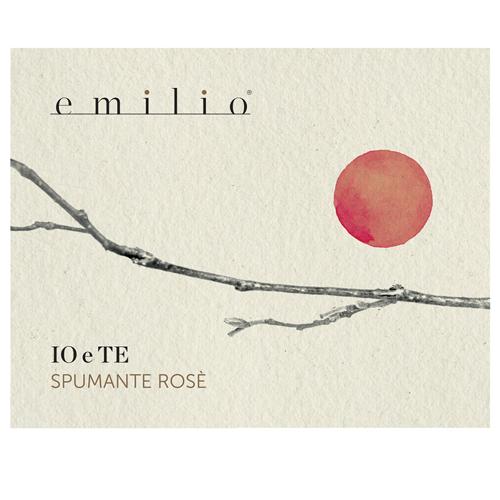 Spumante Roséio E Te Emilio